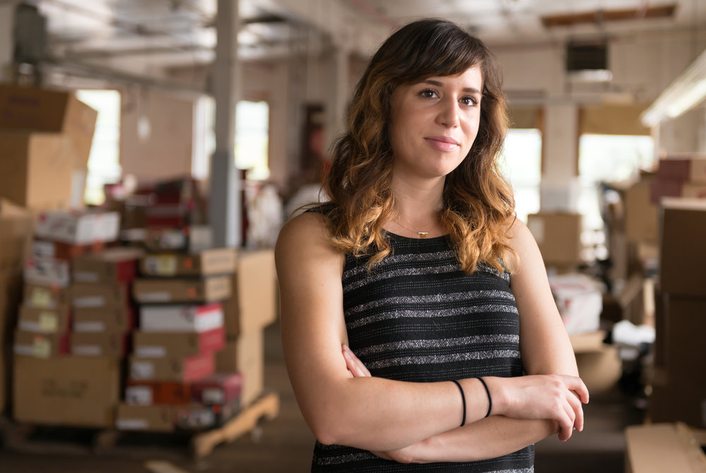 Gaal Levine, Women's Product Designer, Red Wing Heritage