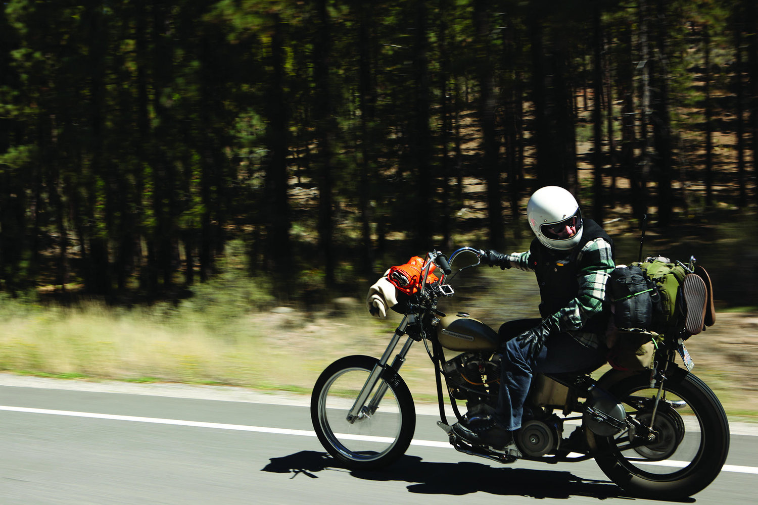 4ec5eef2684 How to (Safely) Pack for a Motorcycle Trip | Expert Advice from Bill Bryant  of Biltwell — Babes Ride Out