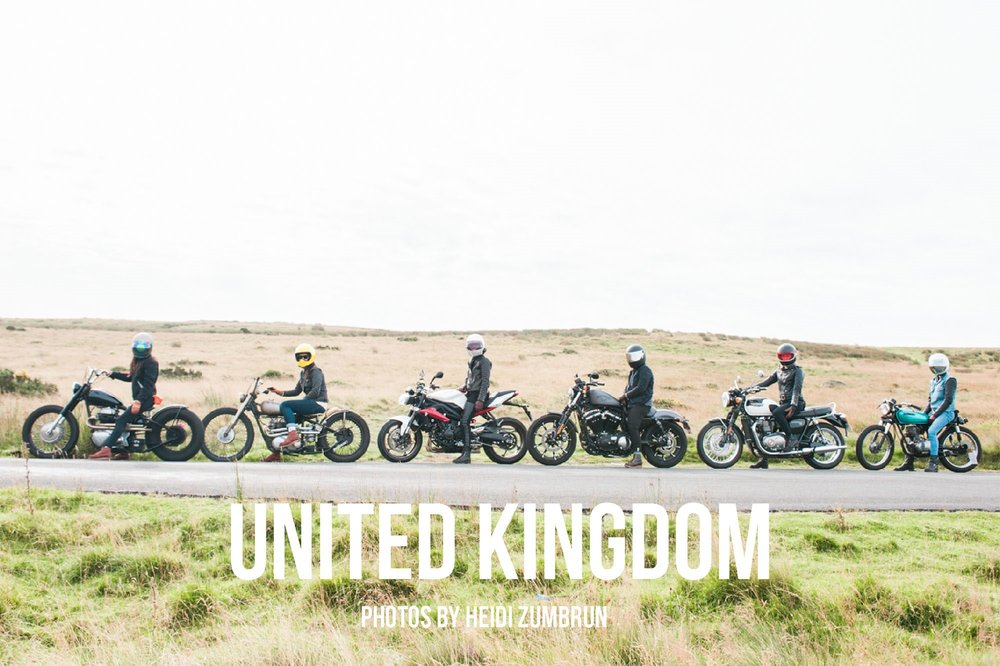 Babes Ride Out UK