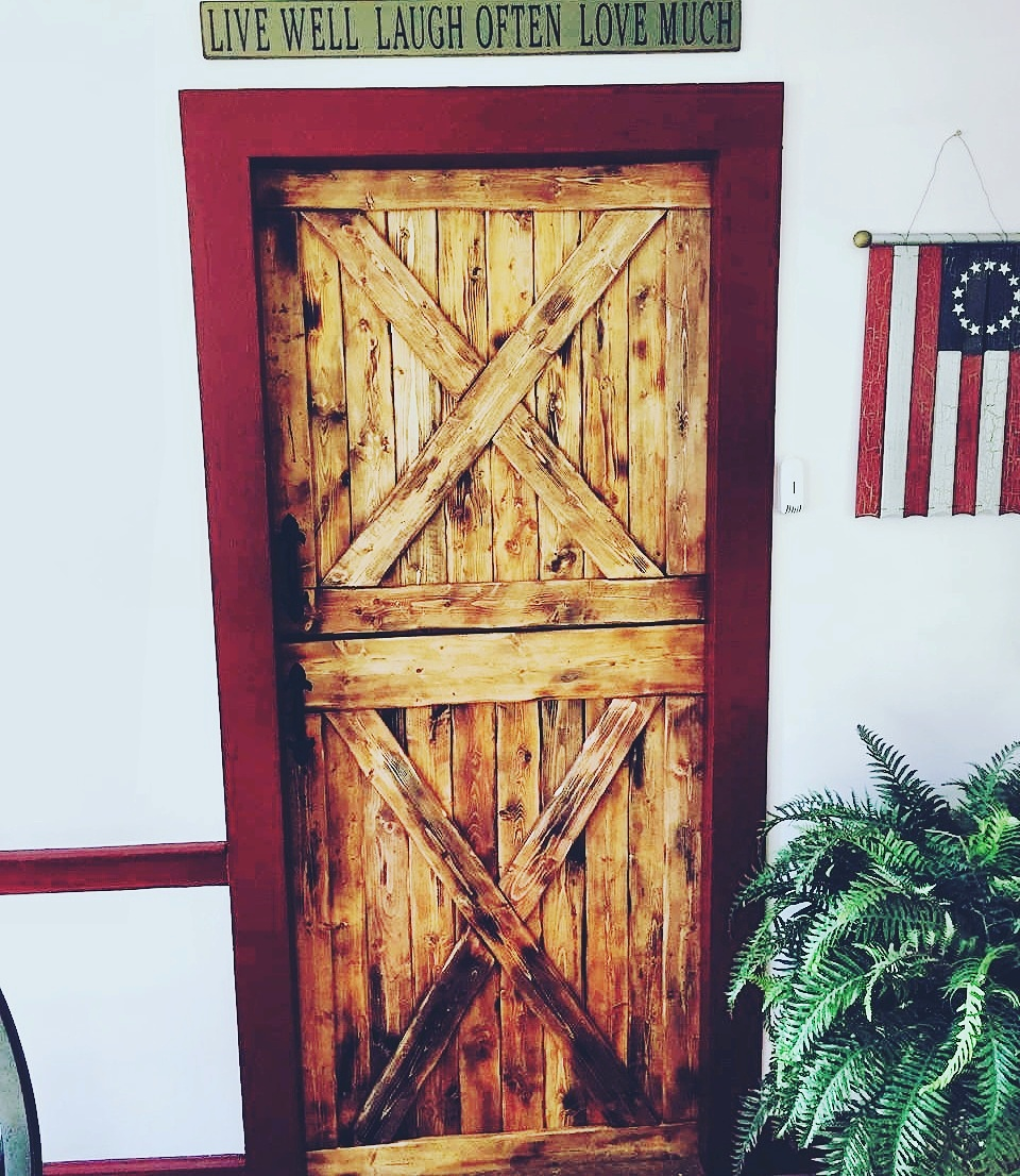 Beautiful handmade doors by Sammy