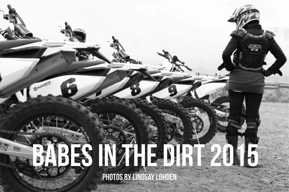 Babes in the Dirt 2015