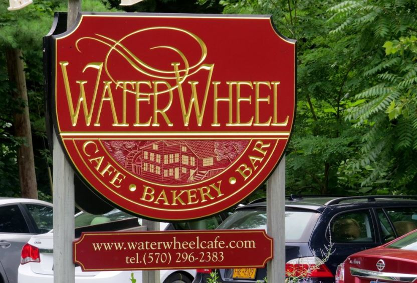 No trip to Milford would be complete without a visit to the Waterwheel cafe. Located just a hint off the beaten path in an old mill next to a babbling brook, the cafe offers an excellent selection of pastries, local goods (jams, honey, ect), and breads. Known for their lunches and full expresso bar.