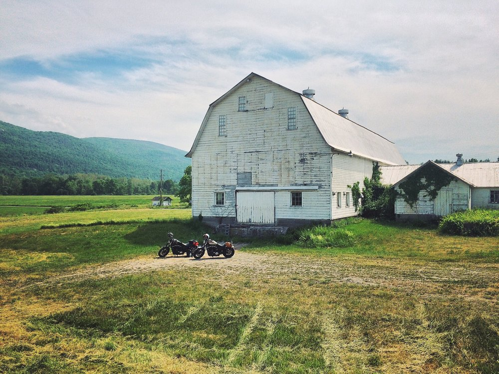 Old Barns? We've got plenty at BRO East Coast