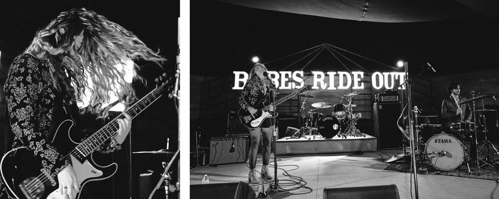 For the second year in a row, The Velveteers rocked the Babes Ride Out stage and put on such an amazing show! Thank you for coming back again this year! We love you!