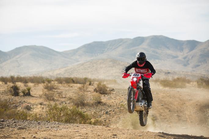 Biltwell Team | Test Riding the Frijole