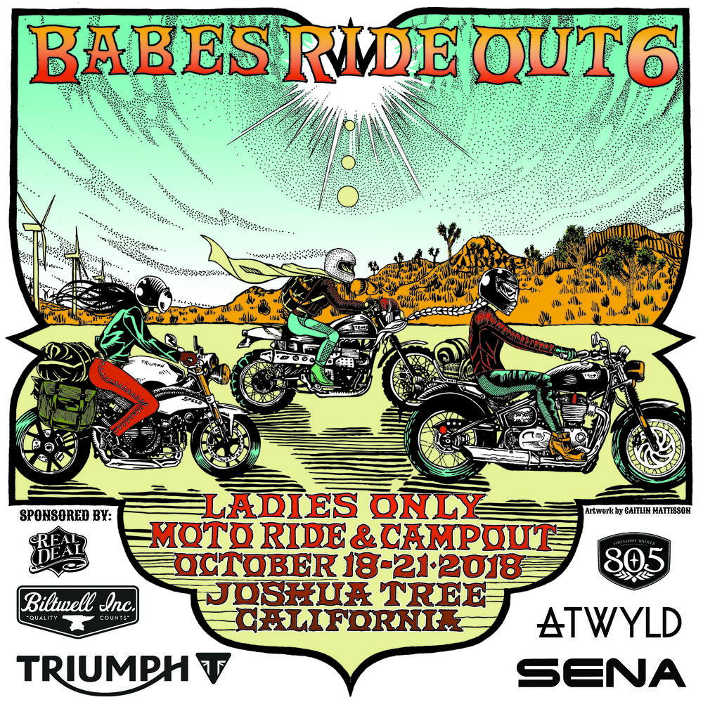 Babes Ride Out 6