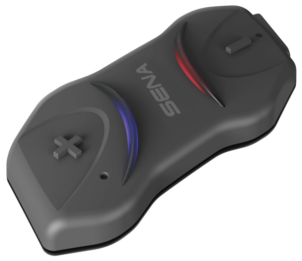 10R - Looking for something more low profile? The 10R allows you to intercom with other riders up to .5 miles and listen to music or GPS direction all within this slim and simple design.