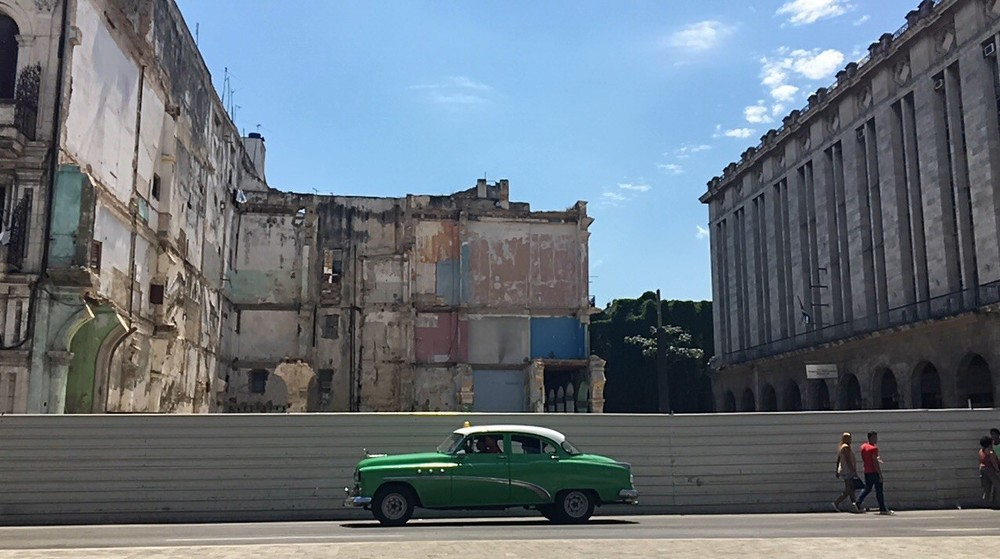 Aside from being a tourist attraction, it was so exciting to see so many classic cars in Havana. I was able to embrace that part of my soul that came from a different era.