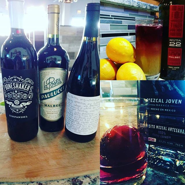 Start the weekend off right with half price bottles of wine and our signature Cocktails...IceBall concoctions as well as appetizers are on special from 5-7 for Happy Hour!! #timeless #happyhour #craftcocktails