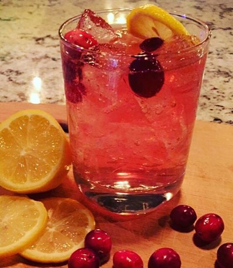 "Speciality Valentines Cocktail...""The Red Rose"" #timeless #craftcocktails #valentines"