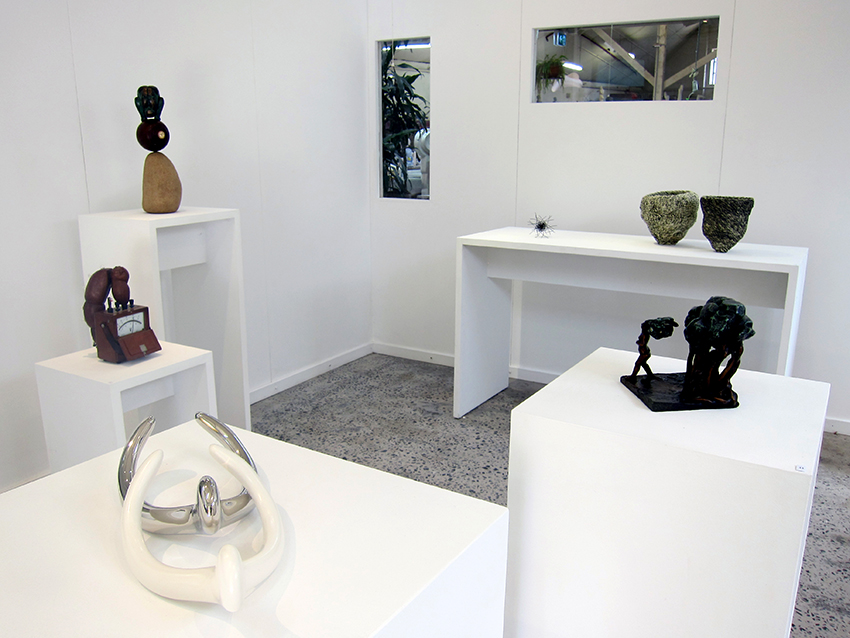 Copy of Exhibition view.