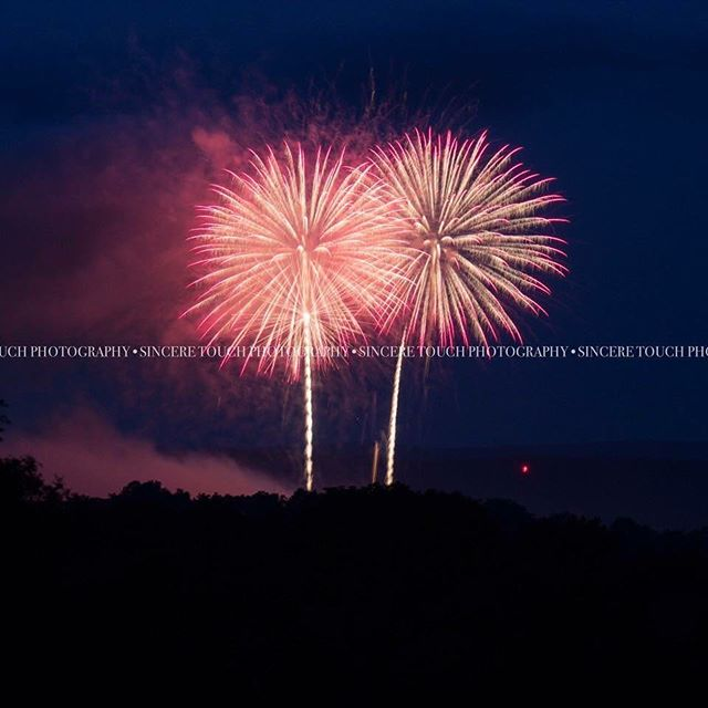 Have a happy and safe 4th of July!  #independenceday #fourthofjuly #fireworks #sinceretouchphotography