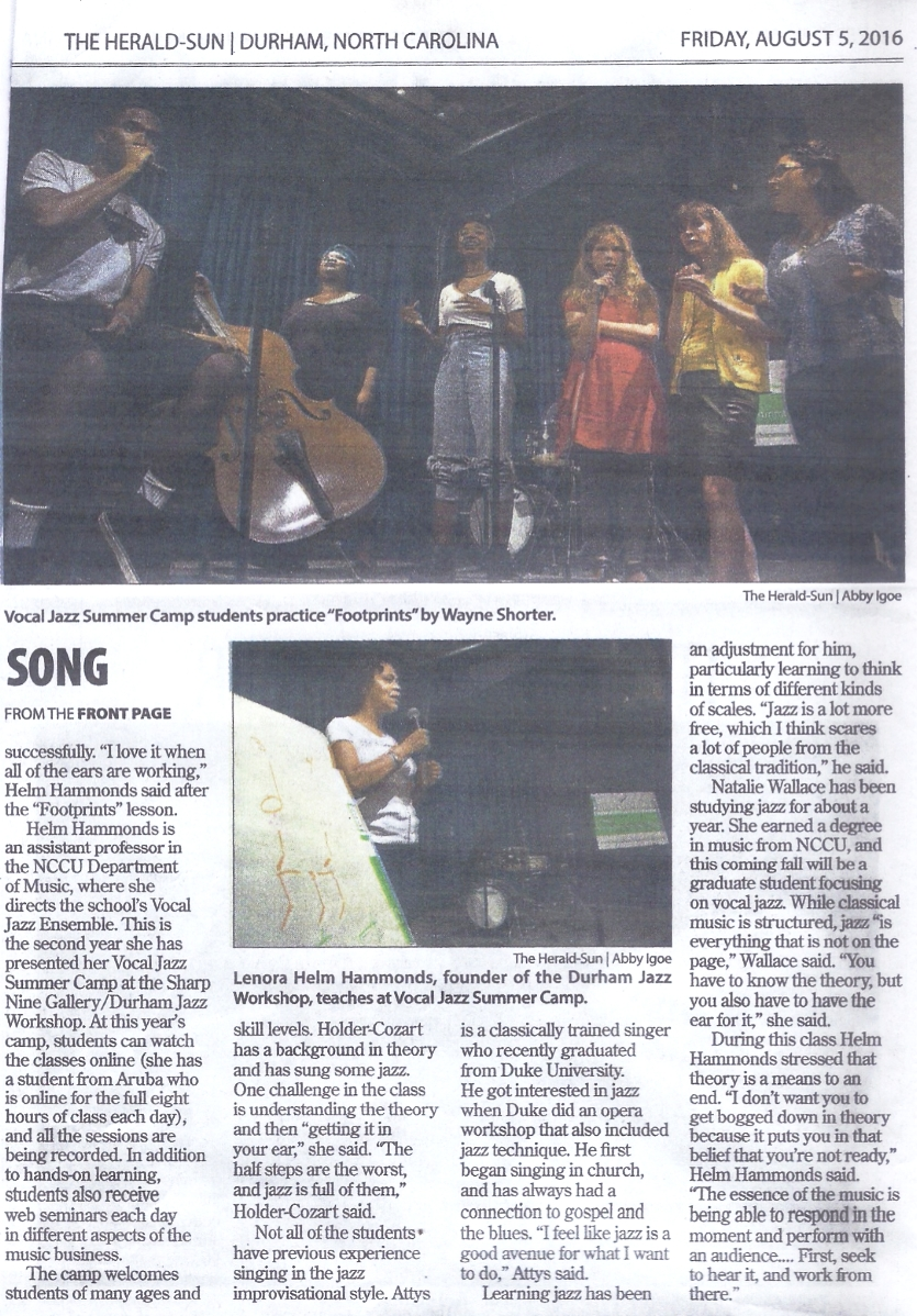 Vocal Jazz Summer Camp 2016 article pg 2 jpeg.jpg