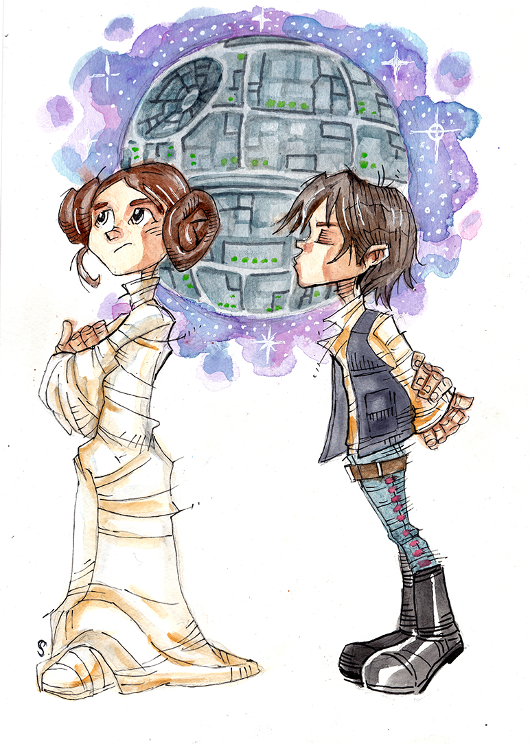 love series han and leia - Tabitha Peters.jpg