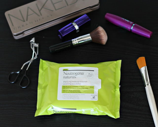 Open Spaces | Neutrogena Naturals make-up removing wipes, Lets save some water