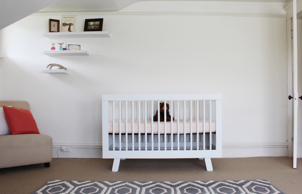 Client Reveal: Bright & Fresh Modern Nursery - Kendra Castillo