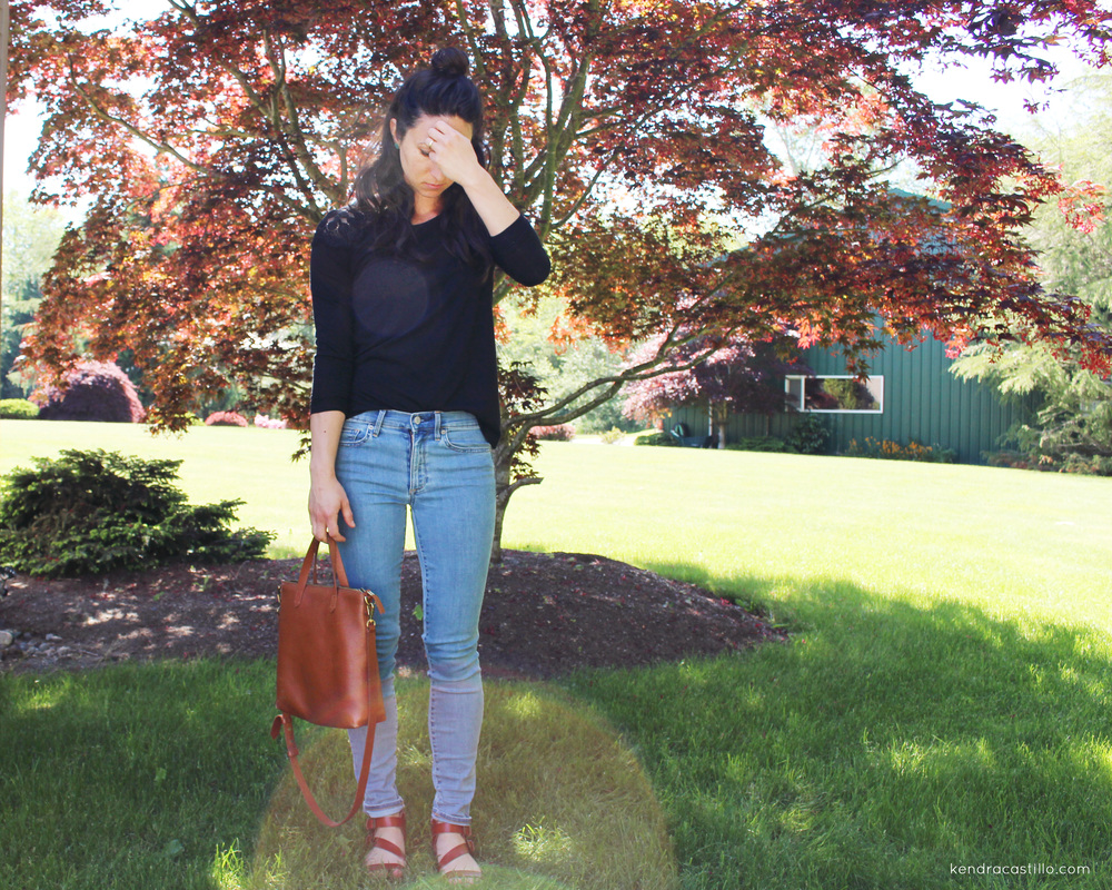 The benefits of choosing and maintaing a simple wardrobe -Kendra Castillo