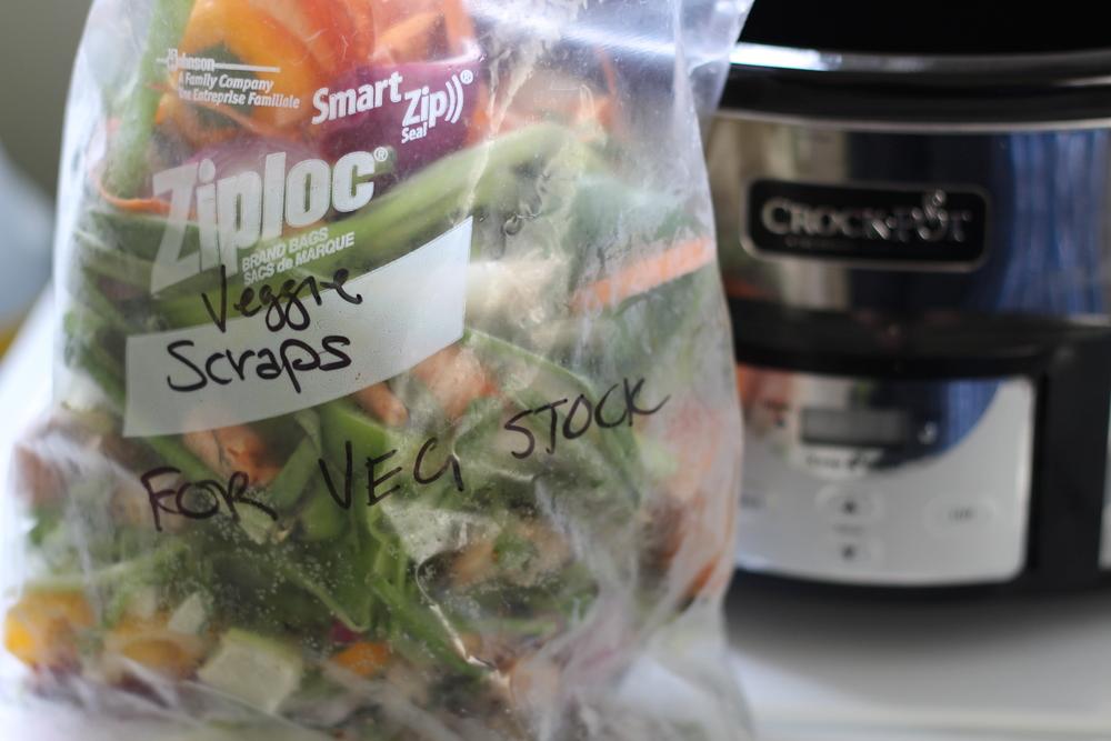 Kendra Castillo: Easy Homemade Veggie Stock