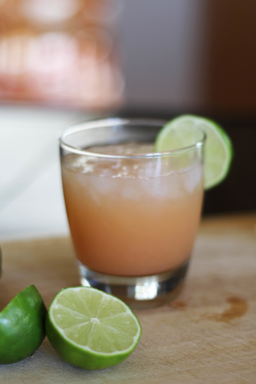 Kendra Castillo: Tropical Greyhound Cocktail