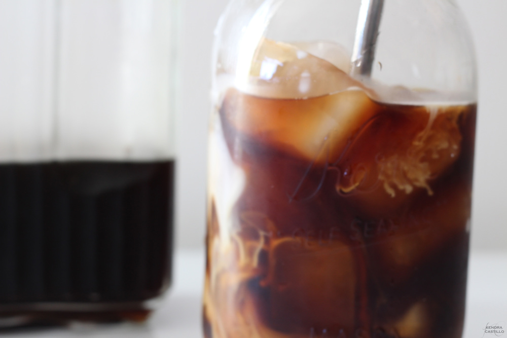 Kendra Castillo: Cold Brew Coffee Recipe