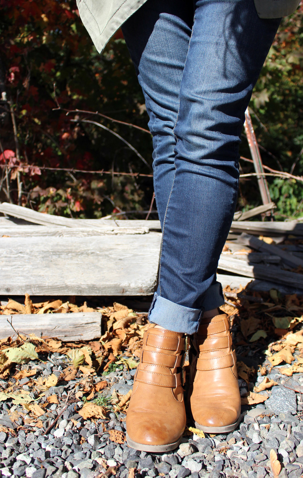 Simple Staples for your Wardrobe to Help Transition into Fall