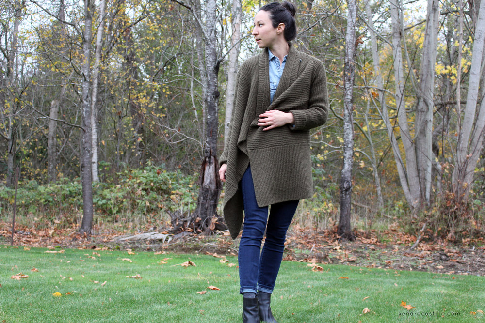 Layers & The Best Oversized Sweaters for Fall | Kendra Castillo