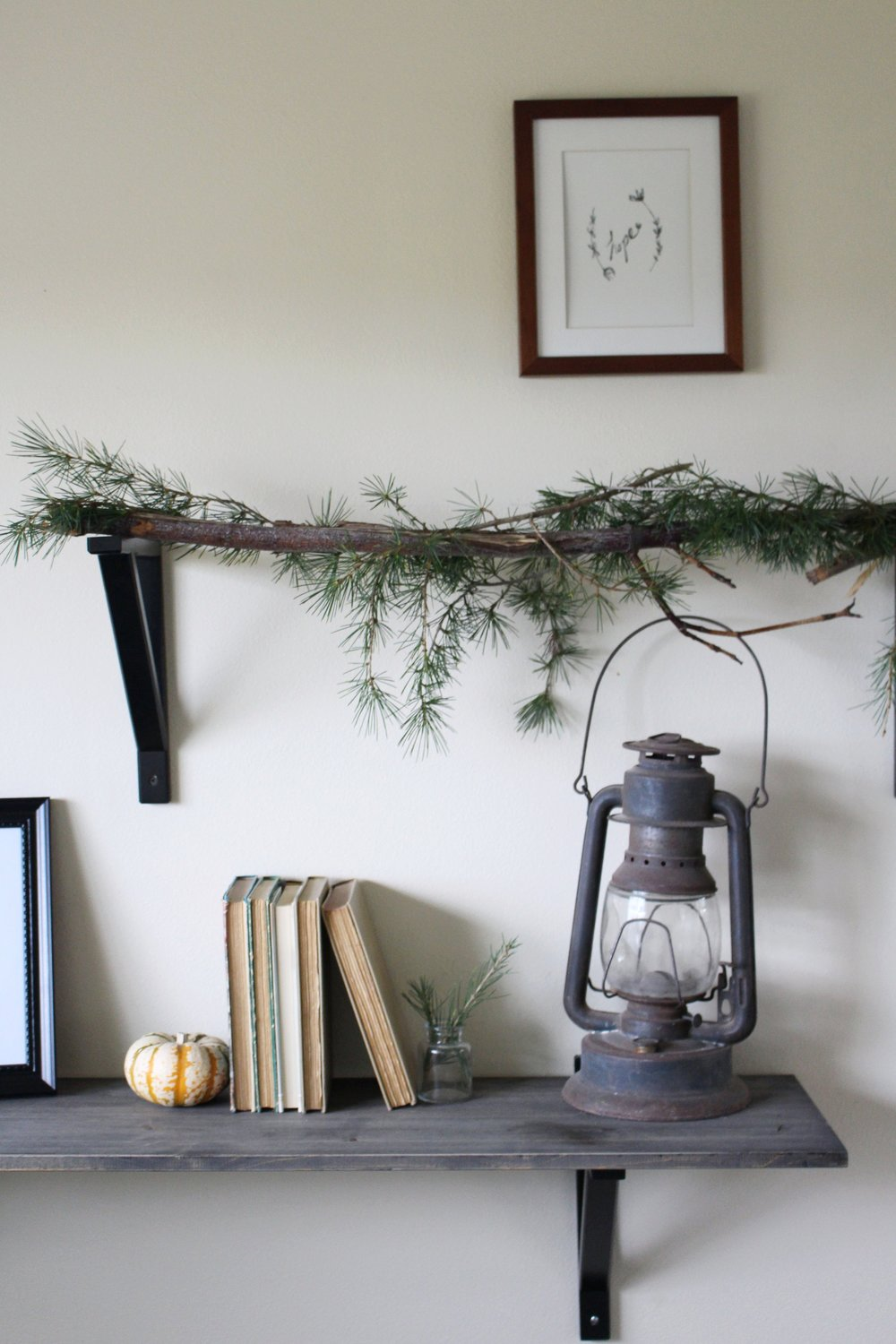 Minimal Fall Decorations | Kendra Castillo