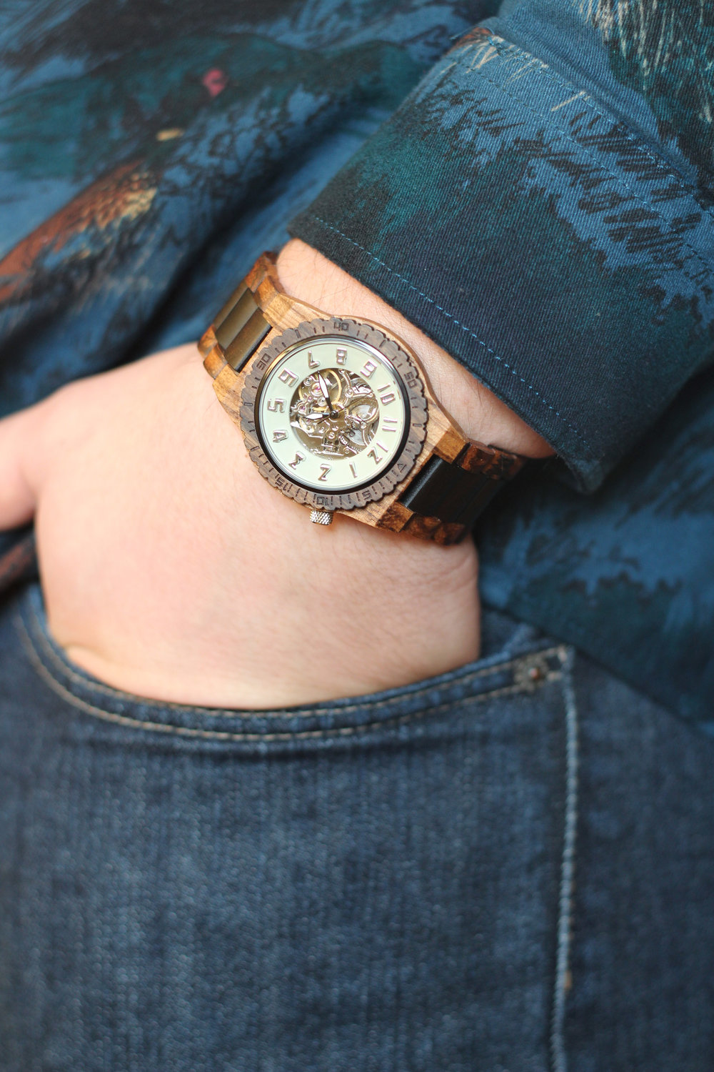 The best Wooden Watch! Jord Watches