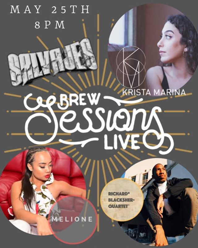 TONIGHT: Another installment to the monthly Brewuary live music series! Some awesome talent is on this one! Open jam/collaboration will also take place at the end! Cruise out to @elindiobotanasycerveza in @dtsantaana and come hang out with the artists and the brew crew 🤠@brewsessionslive ❤️🎶🔥