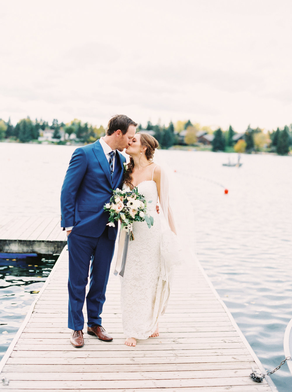 The Lake House Wedding | Calgary Wedding | Calgary Wedding Planner | Milton Photography | Stacey Foley Design | Canmore Wedding Planner