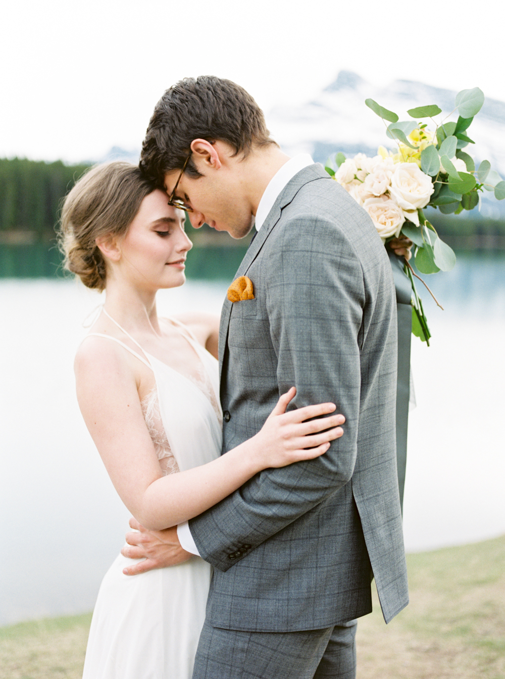 Banff Springs Hotel | Banff Springs Wedding | Banff Wedding | Banff Wedding Planner | Kayla Yestal Photography | Canmore Wedding Planner | Stacey Foley Design | Banff Elopement