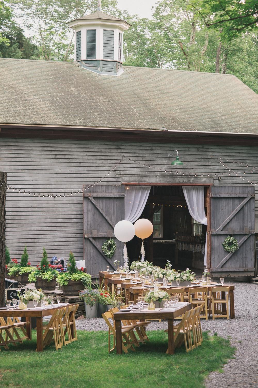 Saturday, June 28, 2014 Nicole and Andrew's wedding at The Roxbury Barn in Roxbury, NY.