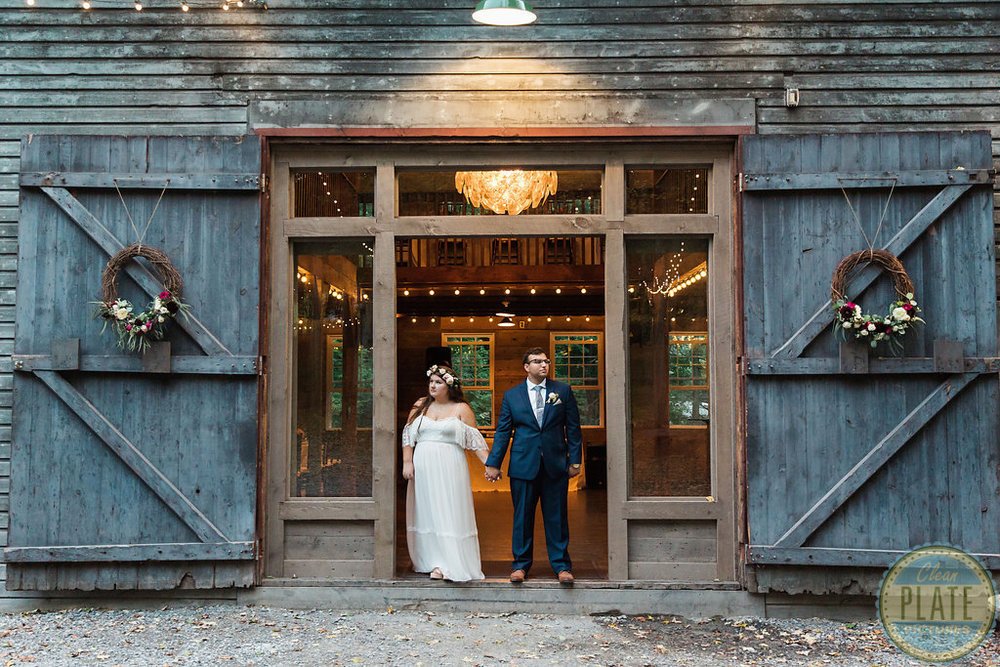 Saturday, September 10, 2016 Kathleen and Matt's wedding at The Roxbury Barn in Roxbury, NY.