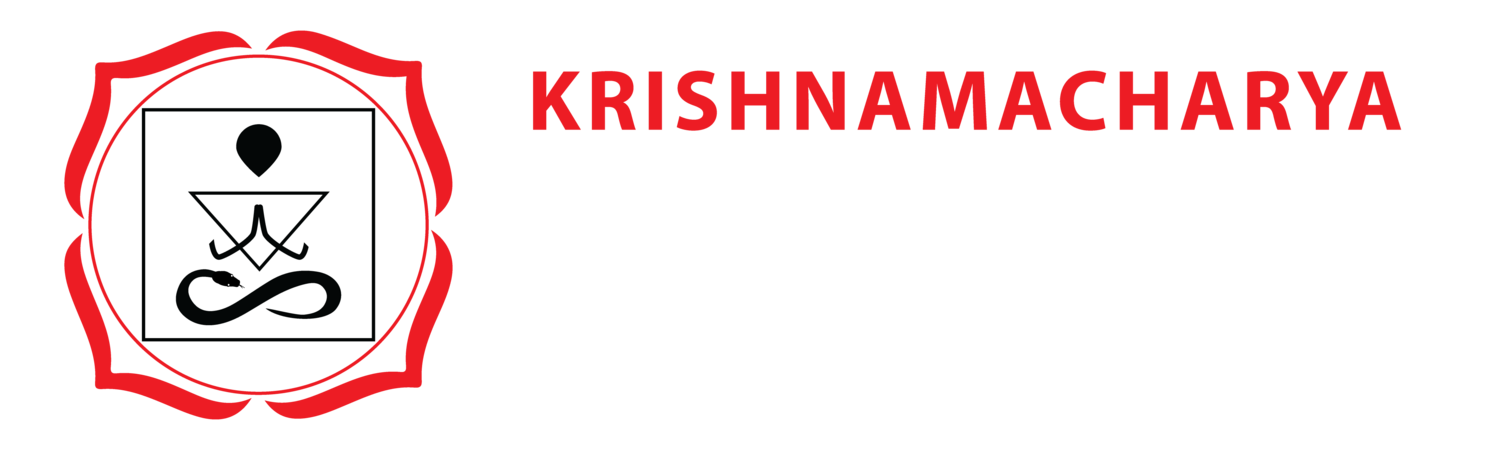 Krishnamacharya Healing and Yoga Foundation