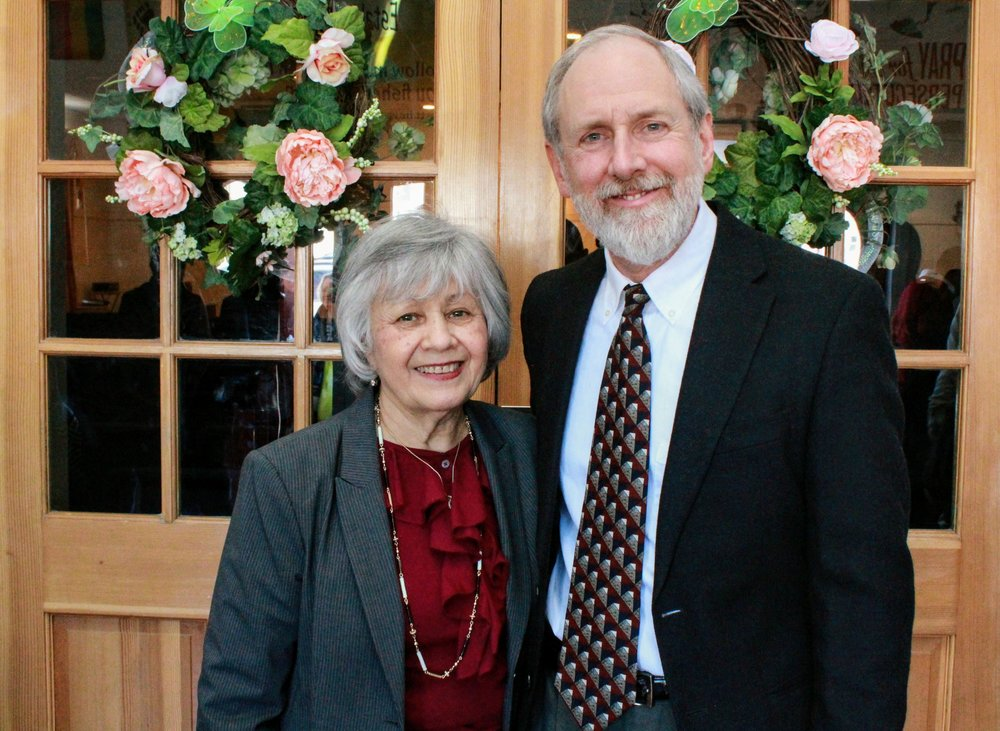 Willie & Daisy Kirchhofer - Senior Pastors