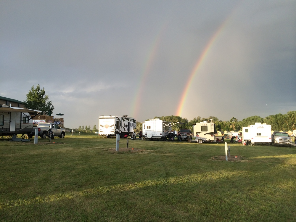 Ride N Rest Sturgis Campground Rv Park Cabins Camping