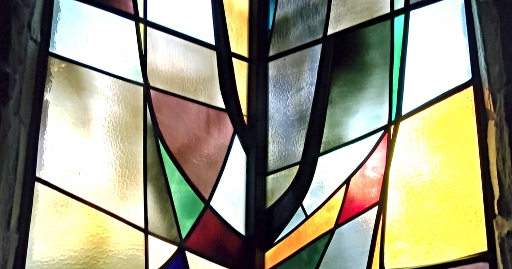 Stained Glass at VUMC