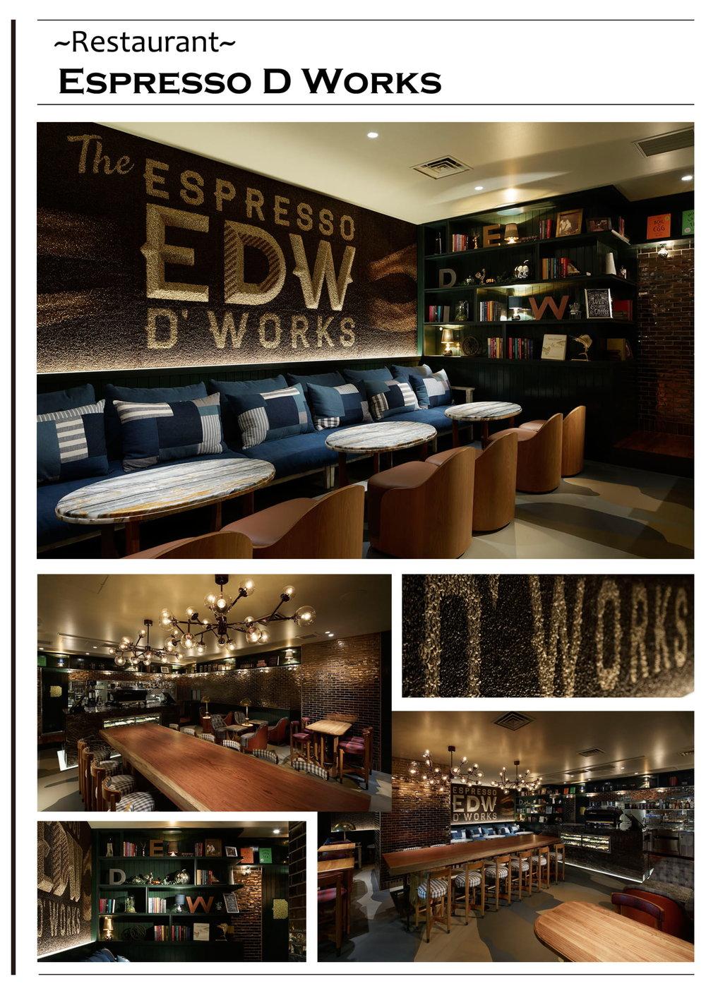 恵比寿 カフェ espresso d works エスプレッソディーワークス パンケーキ cafe vintagehouse ヴィンテージハウス