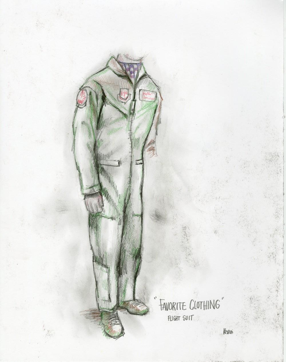 Kevin L. - Favorite Clothing