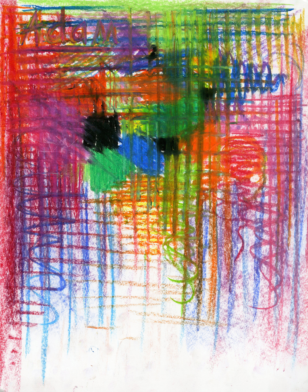 Adam R. - Untitled
