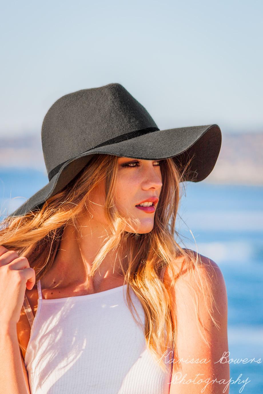 San Diego Sunset Cliffs Portrait Photoshoot