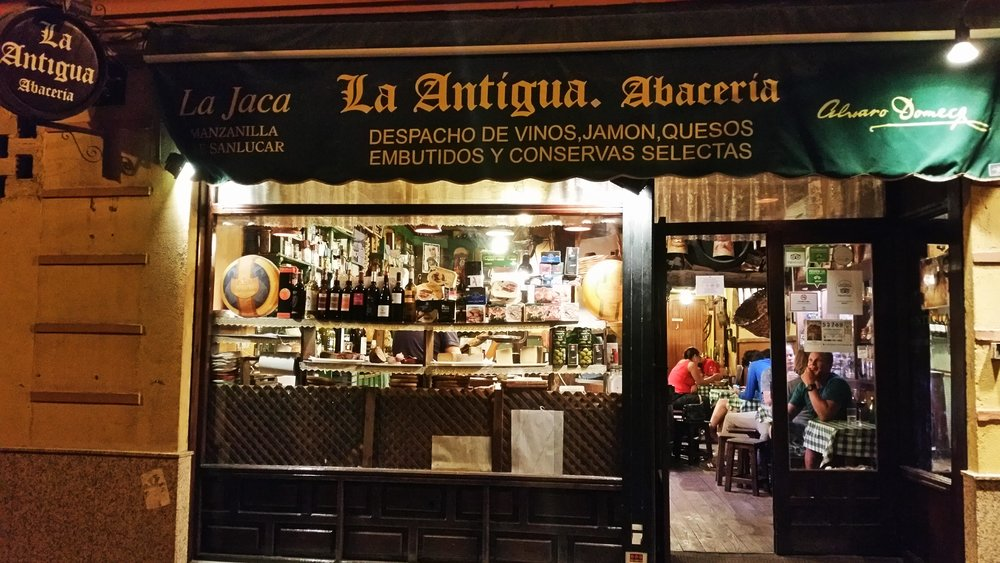 Soi 55 lifestyle top 5 tapas bars seville la antigua