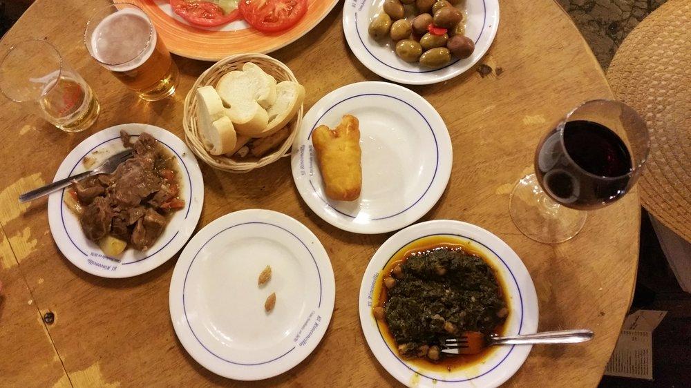soi 55 travel top 5 tapas bars seville el rinconcillo food