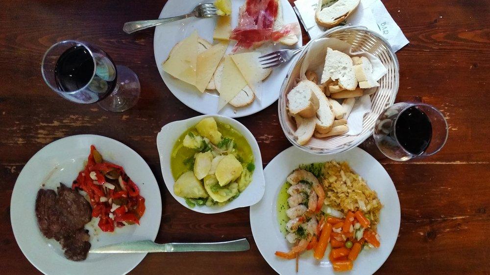 Soi 55 travel 5 top tapas bars in seville las teresa food