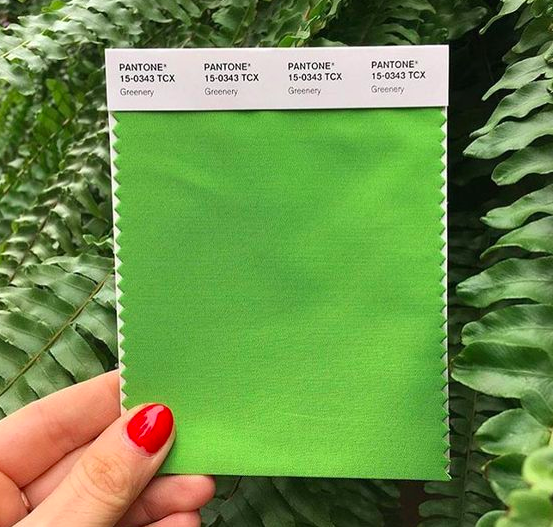Pantone Colour of the Year 2017 Greenery Soi 55 Fashion and Lifestyle Blog