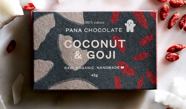 Soi 55 Valentines Day gift guide Pana Organic Chocolate