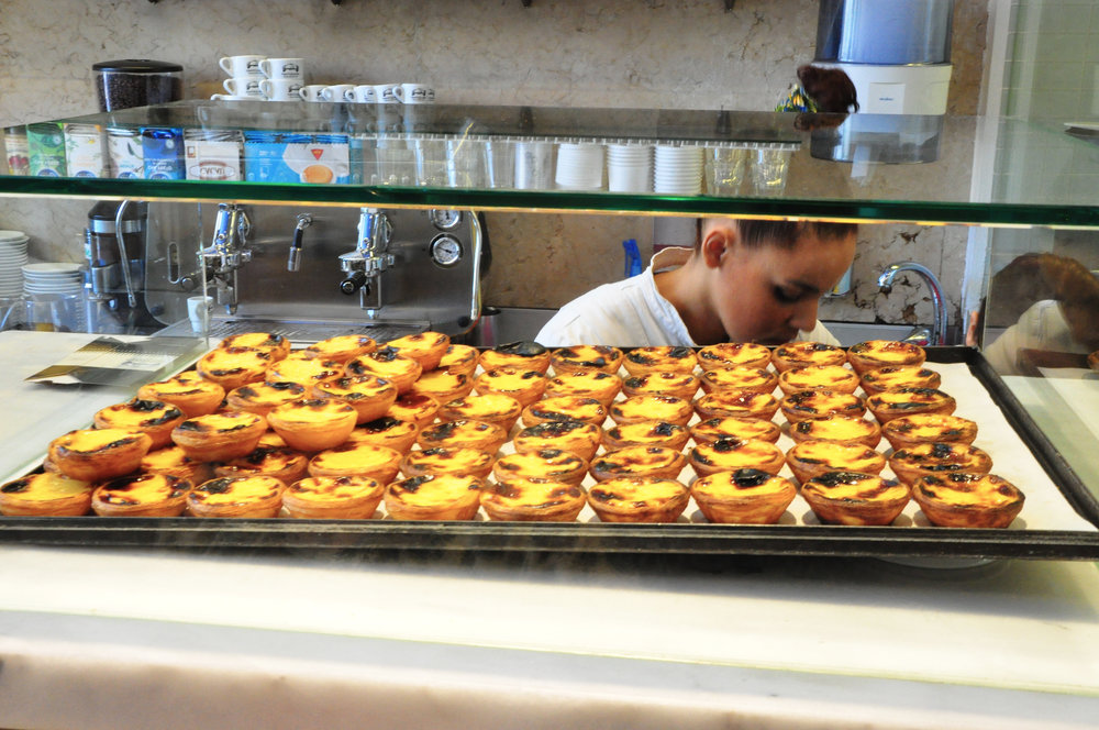 This may be the first time you try Manteigaria's seriously fine Pastéis de Nata but it certainly won't be the last.