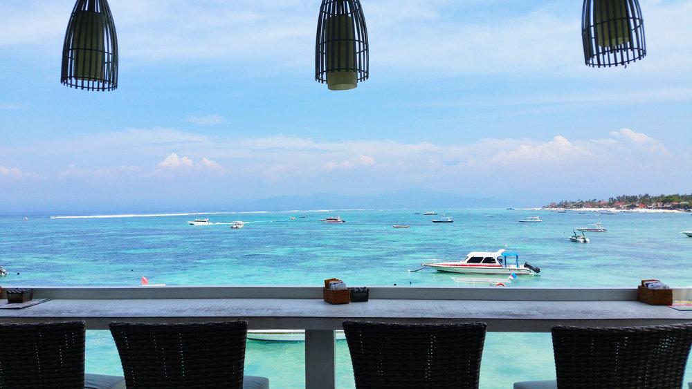 The Deck, Nusa Lembongan, Indonesia | Soi 55 Travels