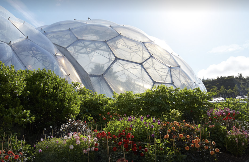 Eden Project, Cornwall | Soi 55 stockists