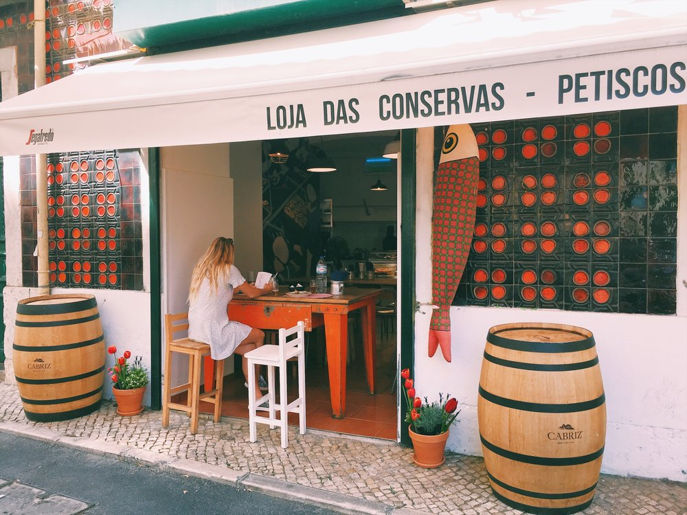Loja Das Conservas / Lisbon eats + drinks travel guide | Soi 55 Travels